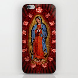 Virgin de Guadalupe iPhone Skin