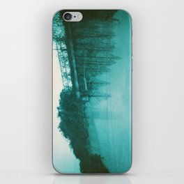 winter haze iPhone Skin