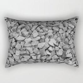 Stone Pile Rectangular Pillow