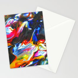 cellophane flowers Stationery Cards