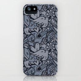 Happy Hippie Heaven 7 iPhone Case