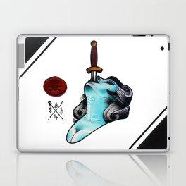 Sword Swallower Laptop & iPad Skin