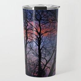 Silhouette #1 Travel Mug