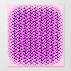 Passion Pink Canvas Print