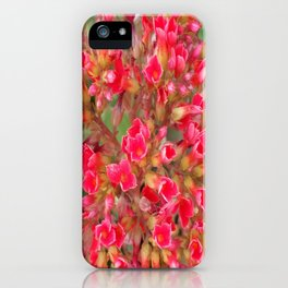 TOO MANY BUDS iPhone Case