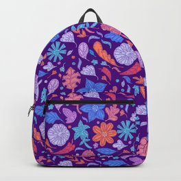 Floral magic Backpack