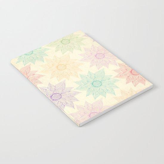 Spring Floral Notebook