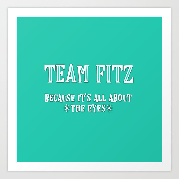 Team Fitz Kunstdrucke