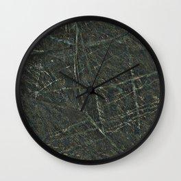 Granite Pattern 9 Wall Clock