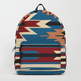American Native Pattern No. 76 Backpack