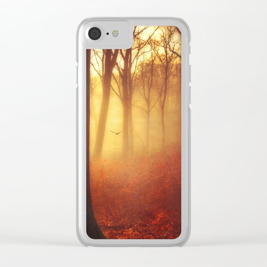 pyro Clear iPhone Case
