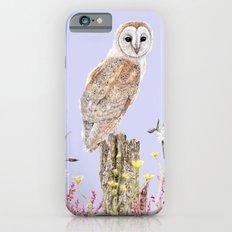Meadow Barn Owl iPhone 6s Slim Case
