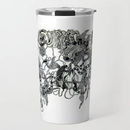 The Anatomy of Thought 3 Travel Mug