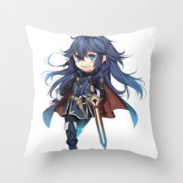 Chibi Lucina Throw Pillow