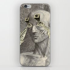 I CAN'T UNSEE IT iPhone & iPod Skin
