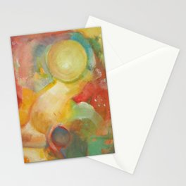 Summer Clouds Stationery Cards