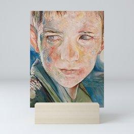 The Dark Mini Art Print