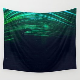 Solar in space Wall Tapestry
