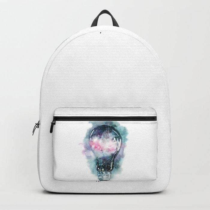 The Universal Light Backpack
