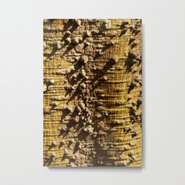 Nature´s Abstract Metal Print