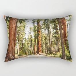 sequoia tree Rectangular Pillow