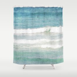 OCEAN Shower Curtain
