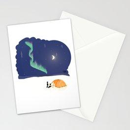 Aurora Hike Stationery Cards