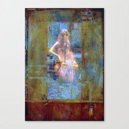 Cello Narration Canvas Print