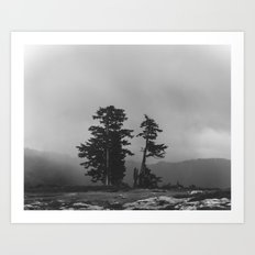 Wander in the Pacific Northwest Art Print