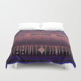 Tribal Paradise Duvet Cover