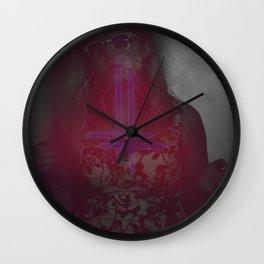 Heart Elixirs II Wall Clock