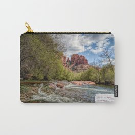 Cathedral Rock, AZ Carry-All Pouch