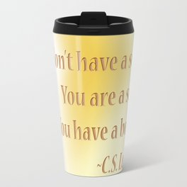 Shining soul Travel Mug