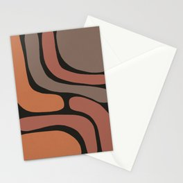 Shape Study V Stationery Cards