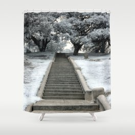 Stairway to... Shower Curtain