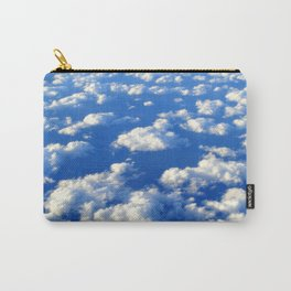 Blue Blue Sky by Lika Ramati Carry-All Pouch