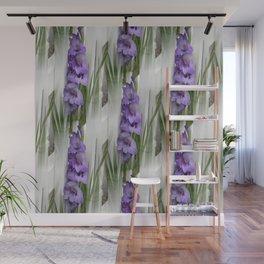 Purple Love... Wall Mural