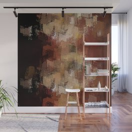 Earthly Eruption Wall Mural