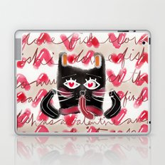 Fish is my Valentine... Laptop & iPad Skin