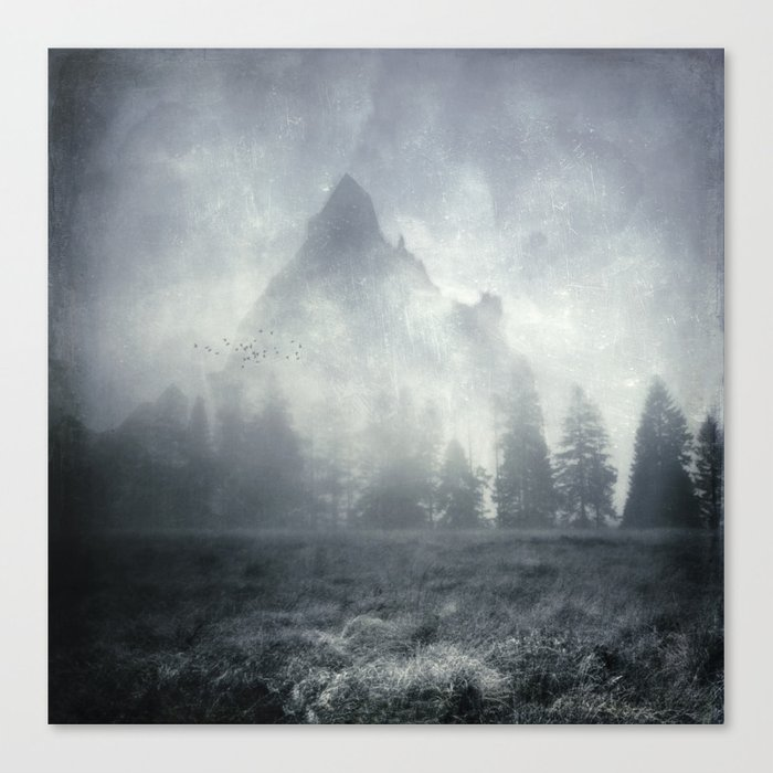 guardians of lonely mountain Canvas Print