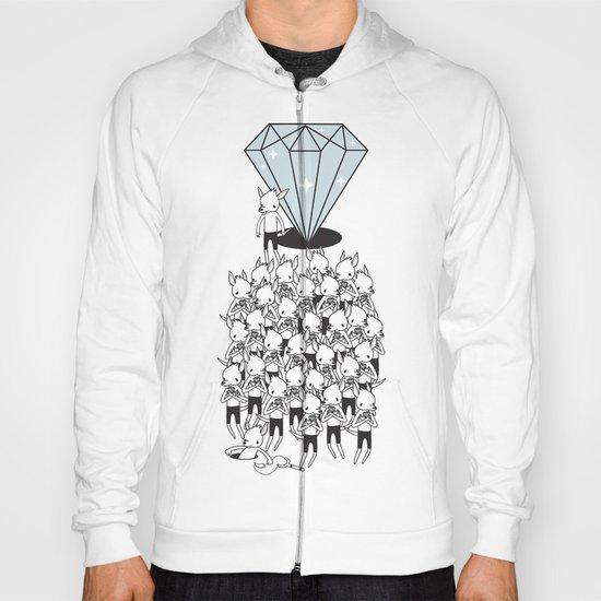 I GOTTA BIG DIAMOND  Hoody