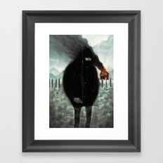 Signal Framed Art Print