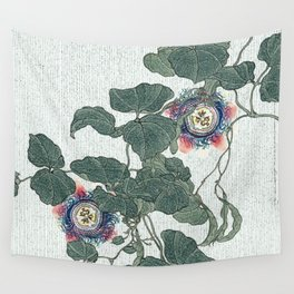 Rambling with Thoreau Wall Tapestry