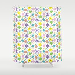 Charms Galore Shower Curtain