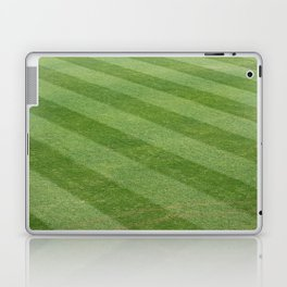 Play Ball! - Freshly Cut Grass - For Bar or Bedroom Laptop & iPad Skin