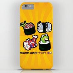 Super Mario Sushi Slim Case iPhone 6 Plus