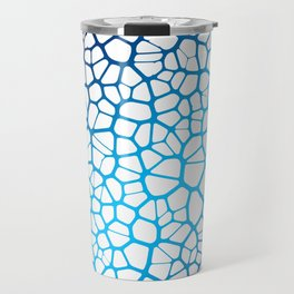 Abstract Neurons Network 2 Travel Mug