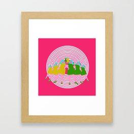 LAAAAAAAYLAAA Framed Art Print