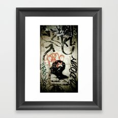 Pharaoh Framed Art Print