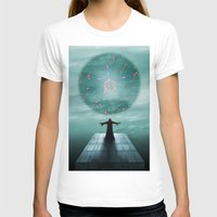 nordic T-shirts featuring Nordic magician by Tony Vazquez